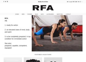 readyforaction.com