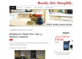 readysetsimplify.com