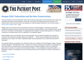 reagan2020.us
