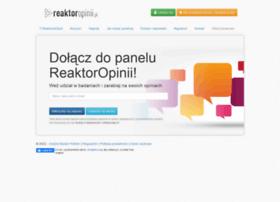 reaktoropinii.pl