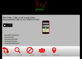 real-caller.com