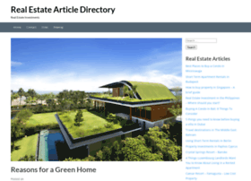 real-estate-article-directory.com