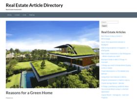 real-estate-article-directory.com