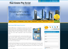 real-estate-php-script.com