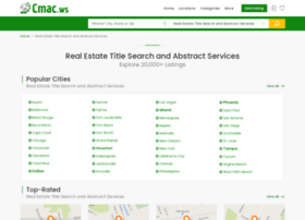 real-estate-title-search-services.cmac.ws