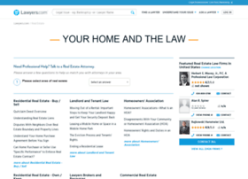 real-estate.lawyers.com