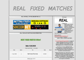 real-fixed-matches.sportal.tips
