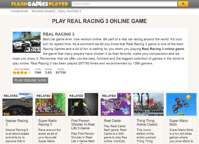 real-racing-3.flashgamesplayer.com