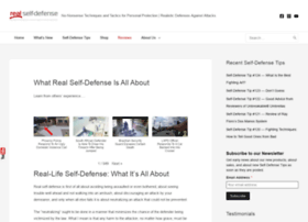 real-self-defense.com