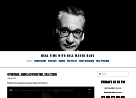 real-time-with-bill-maher-blog.com