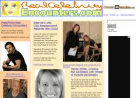 realcelebrityencounters.com