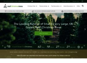 realchristmastrees.co.uk