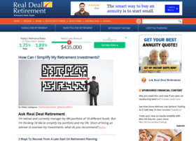 realdealretirement.com
