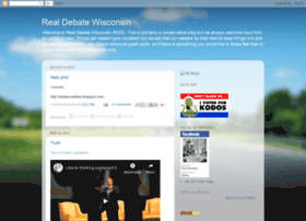 realdebatewisconsin.blogspot.com