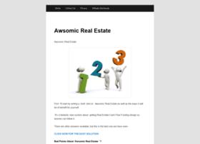 realestate.awsomic.com
