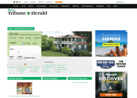 realestate.hawaiitribune-herald.com