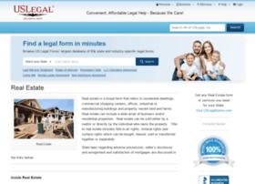 realestate.uslegal.com