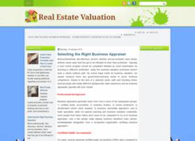 realestatevaluations.blogspot.com