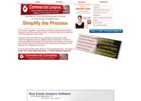 realestatevaluationsoftware.dcfsoftware.com