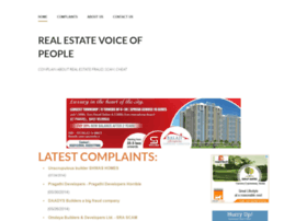 realestatevoiceofpeople.weebly.com