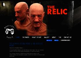 realfleshmask.com