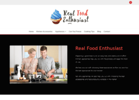 realfoodenthusiast.com