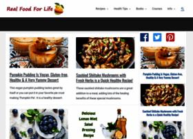 realfoodforlife.com