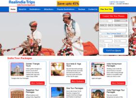 realindiatrips.com