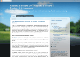 realistixsolutionsonline.blogspot.in