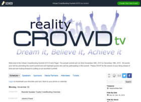 realitycrowdtv.sched.org