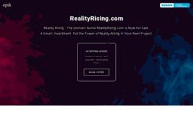 realityrising.com