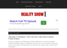 realityshowreport.com