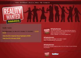 realitywantedawards.com