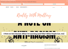 realitywithmallory.com