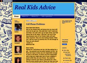 realkidsadvice.com