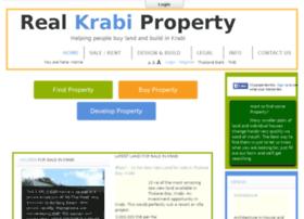 realkrabiproperty.com