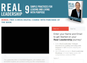 realleadershipbook.com
