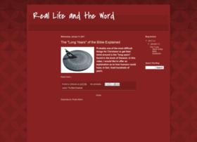 reallifeandtheword.blogspot.com