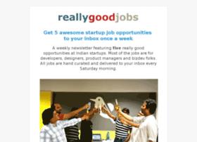 reallygoodjobs.com