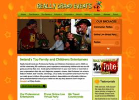 reallygrandevents.com
