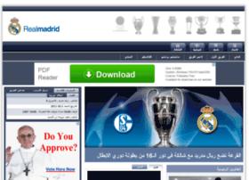 realmadrid-arabia.com