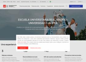 realmadrid.universidadeuropea.es