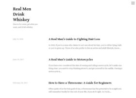 realmendrinkwhiskey.com
