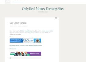 realmoneyearningsites.wordpress.com