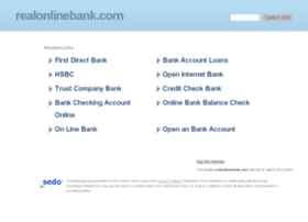 realonlinebank.com
