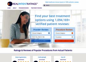 realpatientratings.com