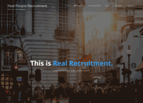 realpeoplerecruitment.com