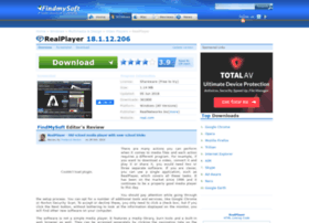 realplayer.findmysoft.com