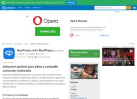 realplayer.softonic.com