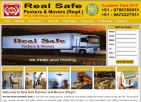 realsafepackersandmovers.com